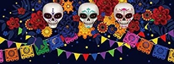 All Saints' Day/Día de los Muertos: Upcoming Celebrations